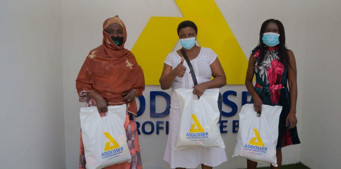 Addosser MFB empowers widows, women on International Women's Day
